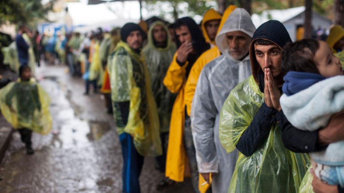 Екі айда 1000-ға жуық сириялық босқынға айналды