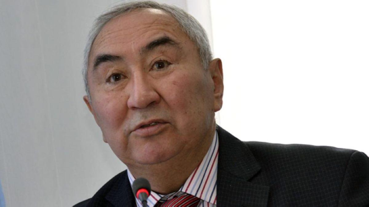 Жигули Дайрабаев