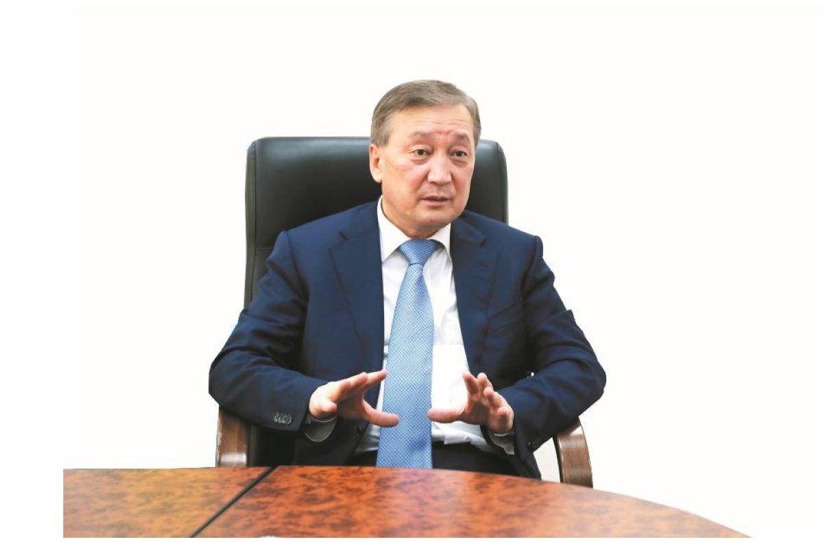 «Алдымен ішкі нарықты қамту керек, экспорт – екінші қадам» – Ауыл шаруашылығы министрі Сапархан Омаров
