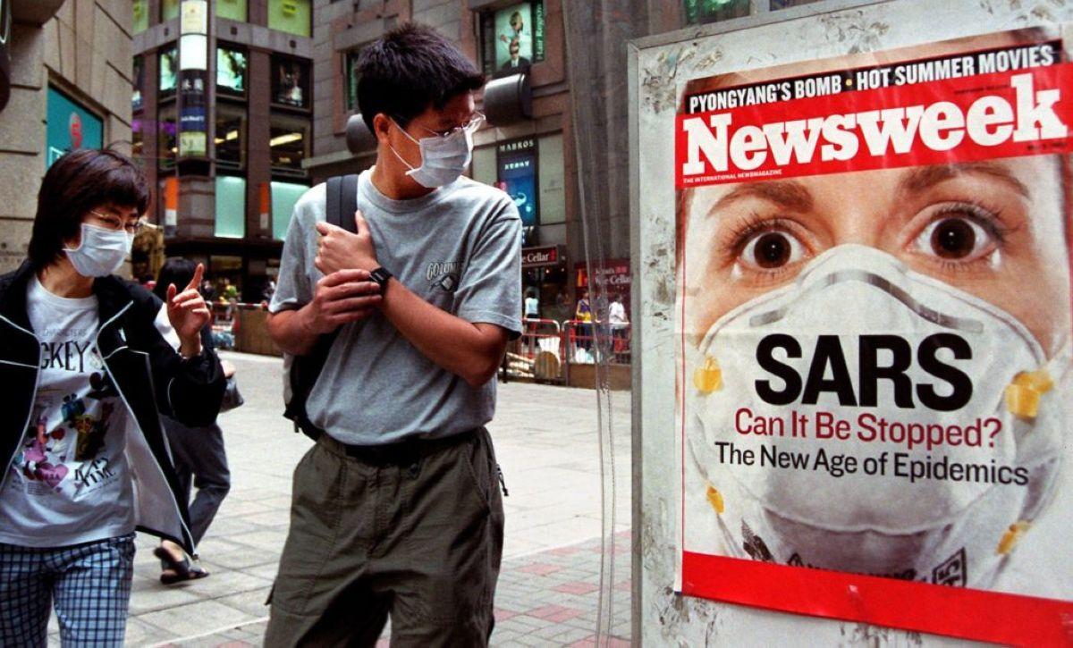 Адамзат тағы қандай пандемияны бастан өткерді?