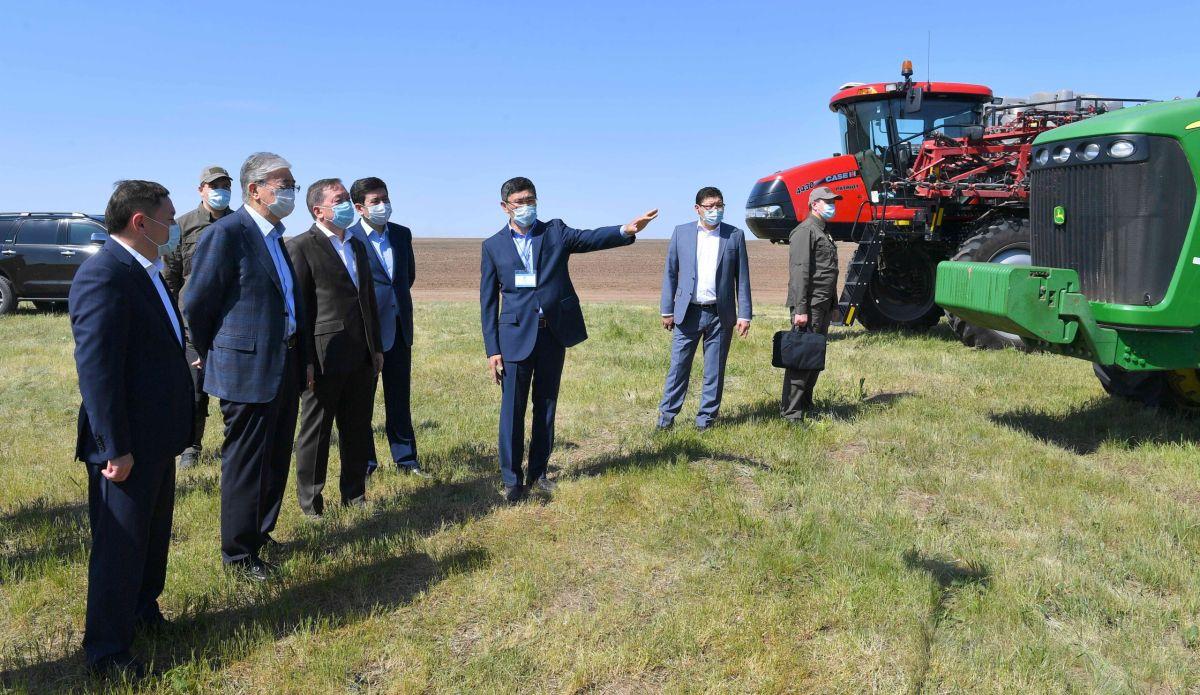 ауыл шаруашылығы, бидай, егіс жұмыстары, Ауыл шаруашылығы министрі, Сапархан Омаров
