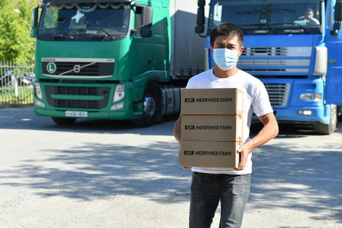Түркістан облысына 5 миллионға жуық дәрілік препараттар әкелінді
