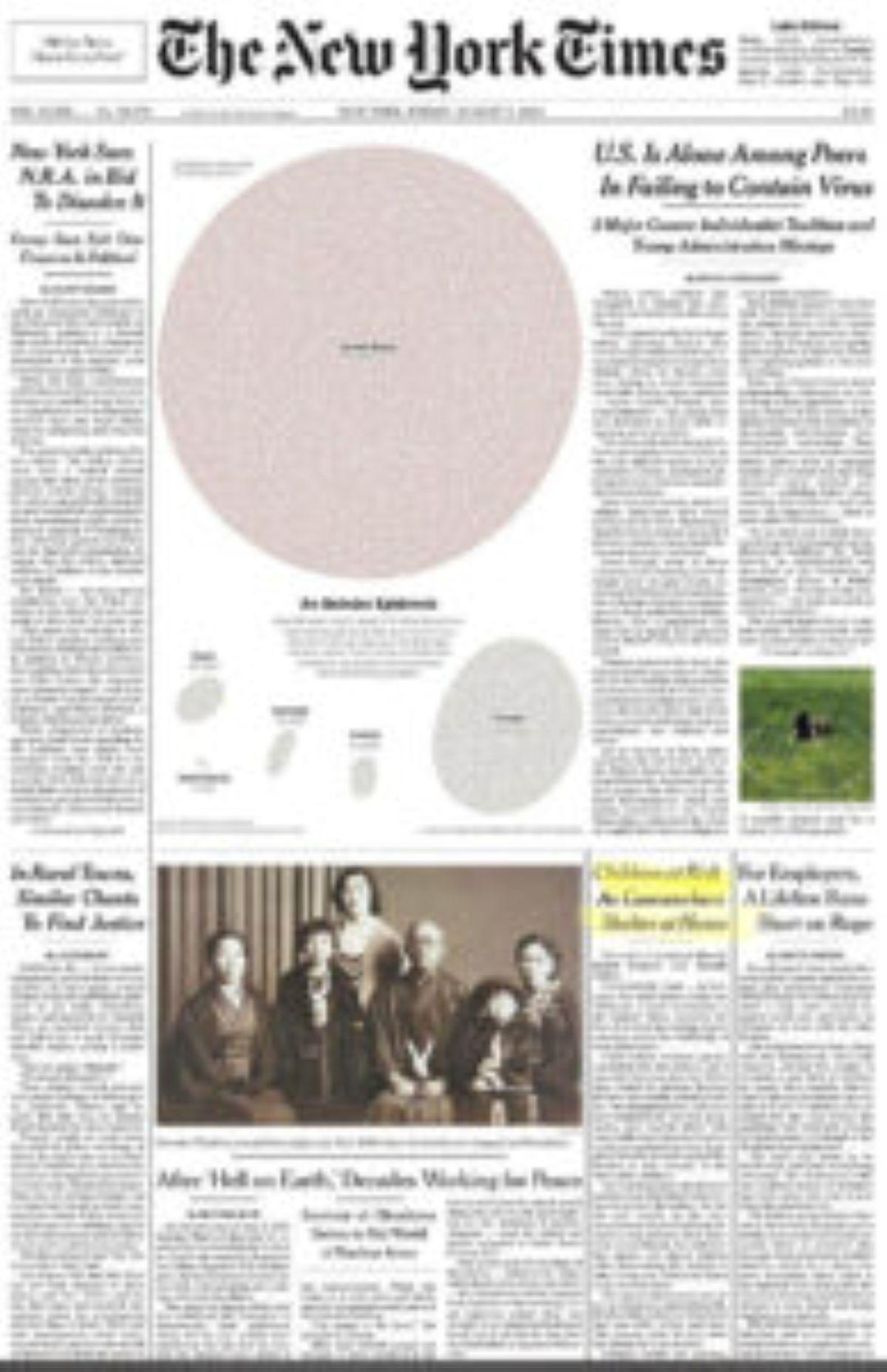 Бала Нью Йорк таймс