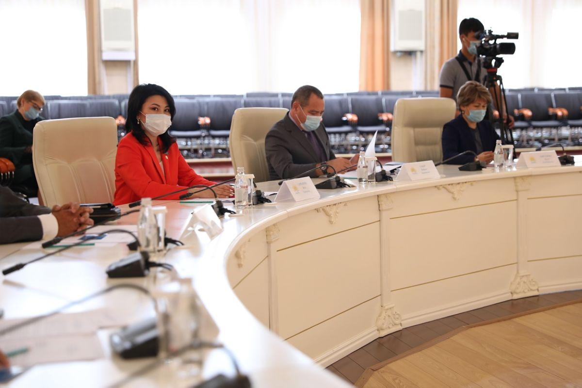 «Nur Otan» партиясы жас отандастарымызды басты кадрлық резерв ретінде көреді