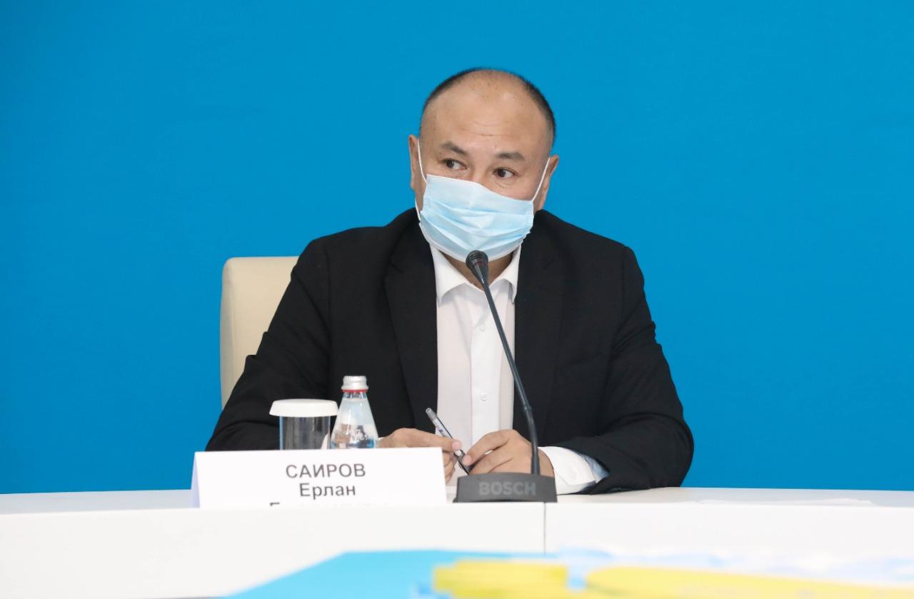 Бауыржан Байбек «Nur Otan» жақтастарының лигасымен кездесті