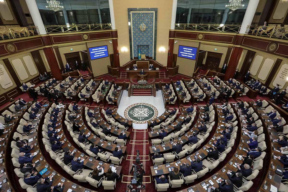 VII шақырылымдағы Парламент