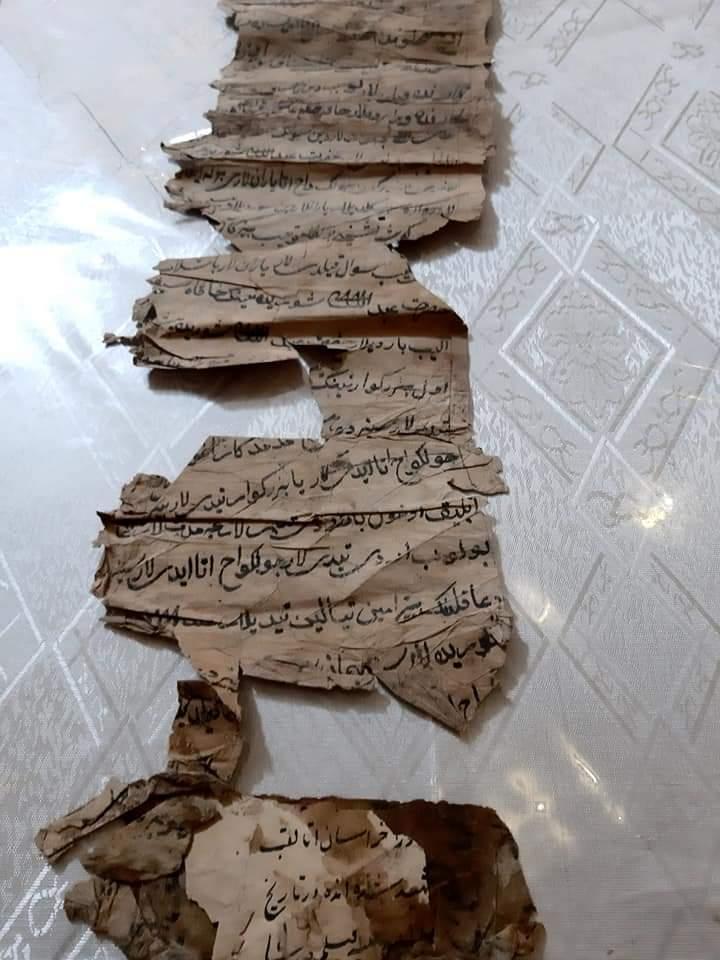 Ахмет Яссауидің жиені Жүсіп атаның тарихына арналған қолжазба мен құжаттар табылды