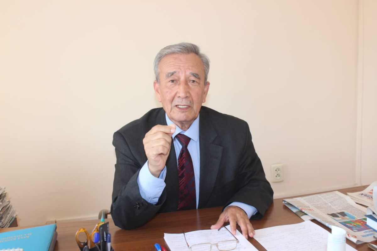 Түркістан - Есалы Нұржанов