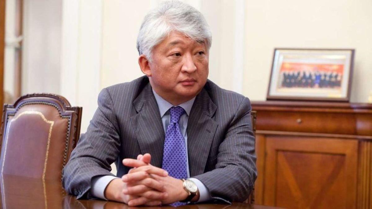Владимир Ким, Forbes 2021