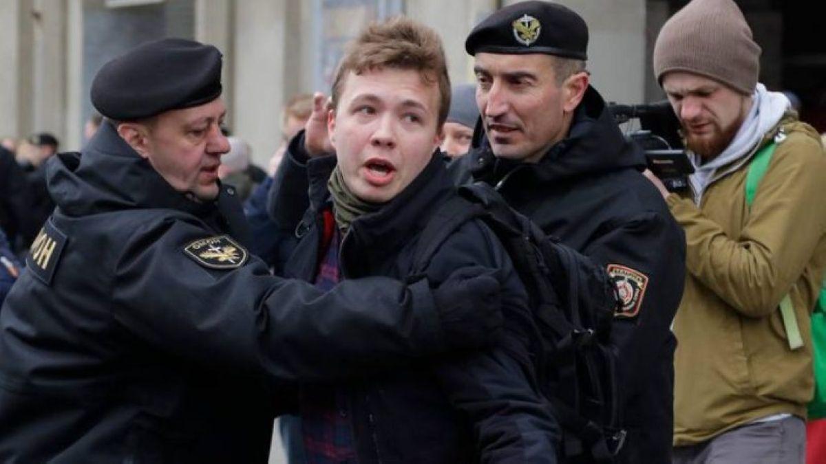 Роман Протасевич, журналист, Беларусь