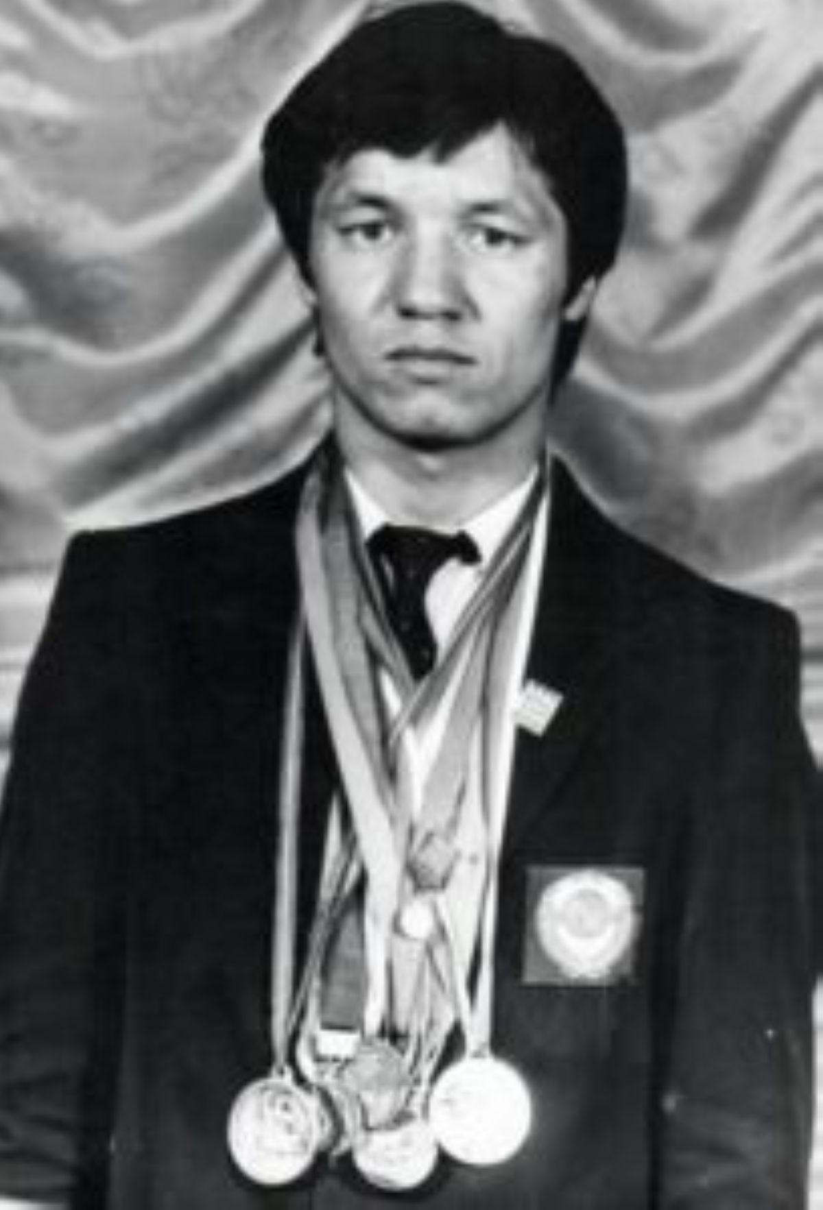 Талғат Байшолақов