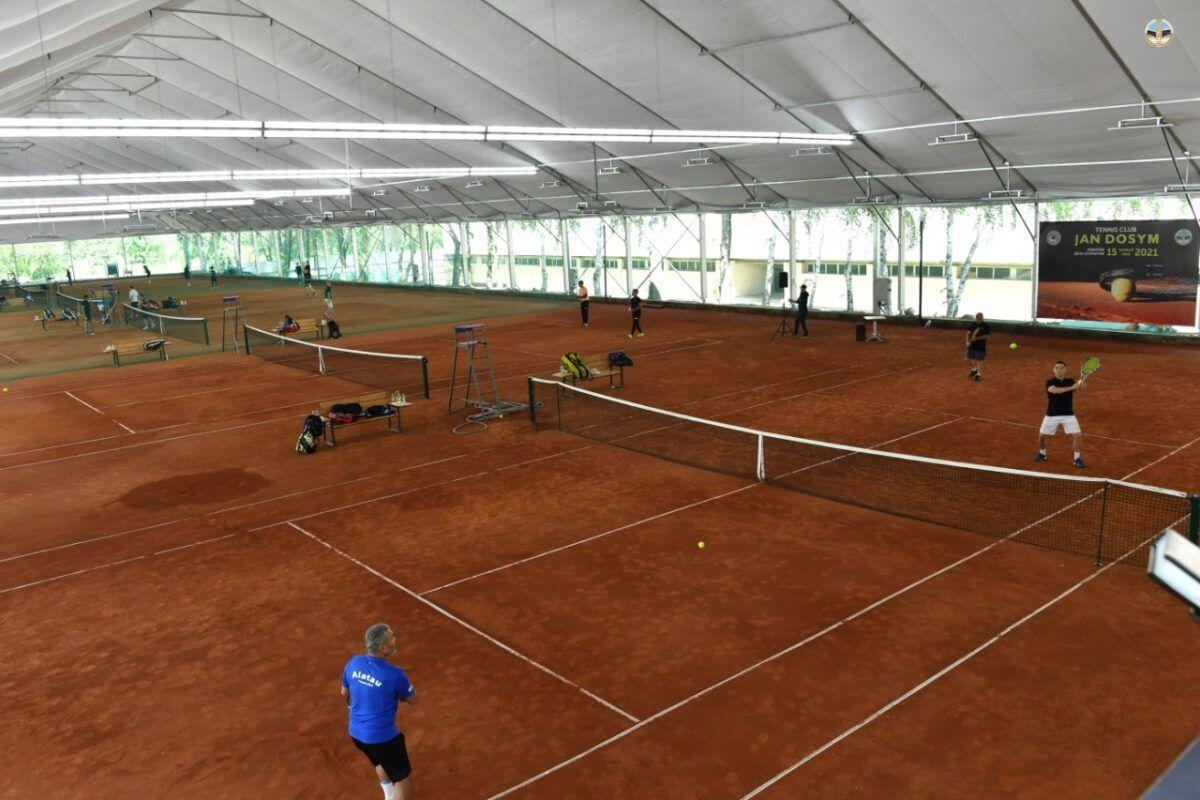 """""""Жан досым"""": ҚазҰУ-да заманауи теннис орталығы ашылды 2"""