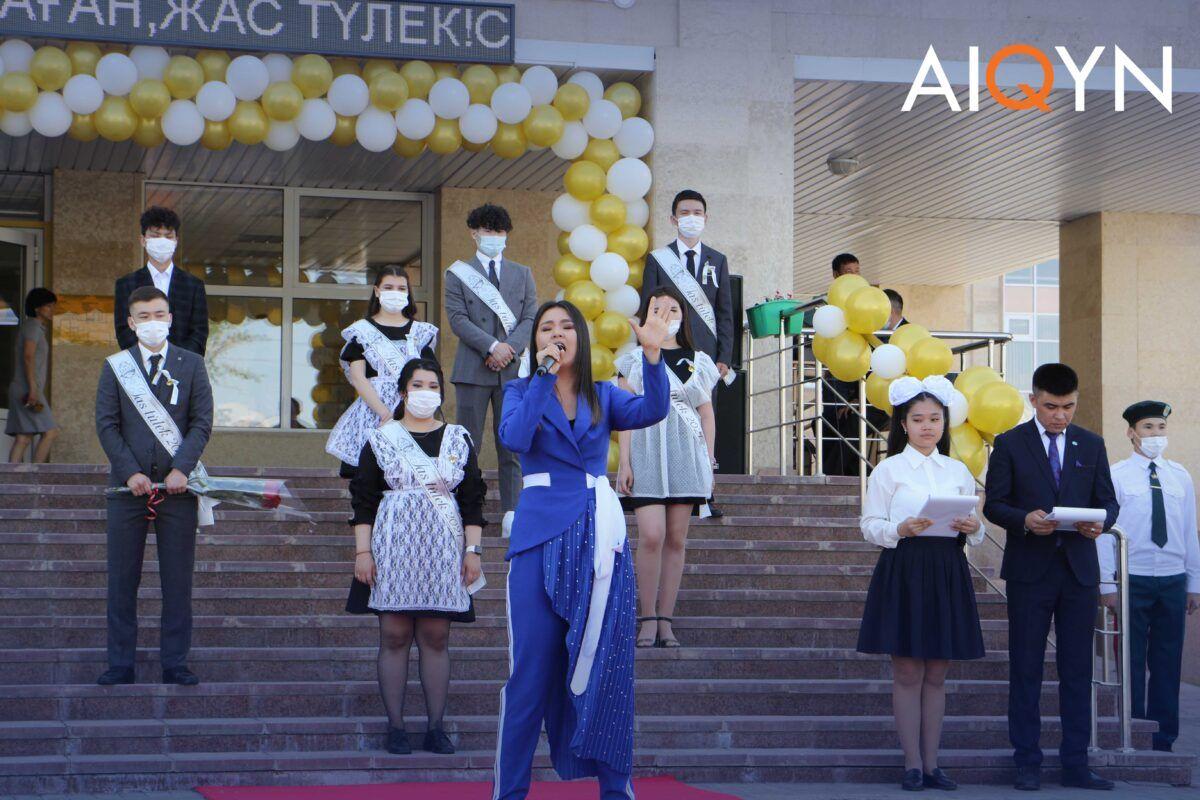 Астанада соңғы қоңырау қалай өтті? - Фоторепортаж 3