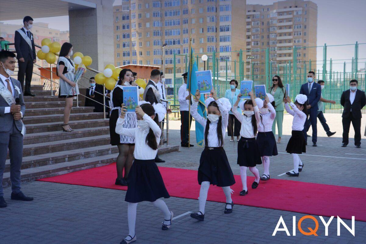Астанада соңғы қоңырау қалай өтті? - Фоторепортаж 2
