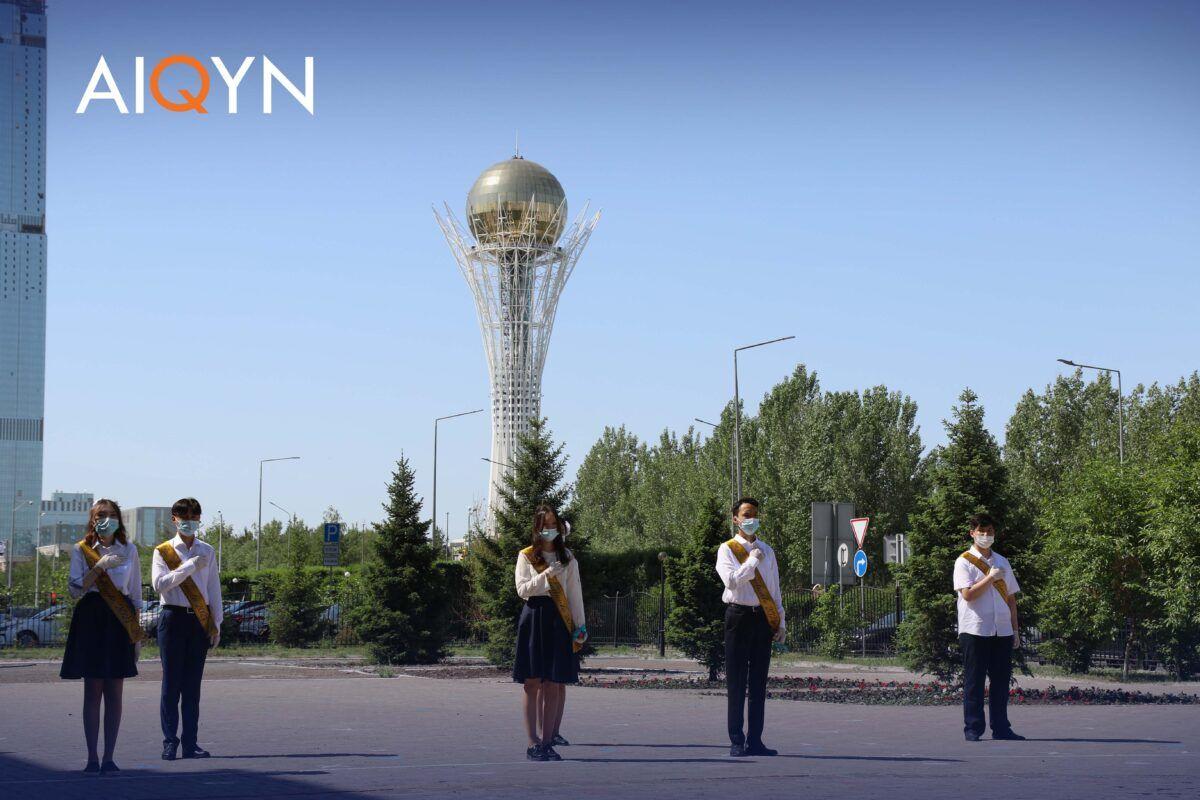 Астанада соңғы қоңырау қалай өтті? - Фоторепортаж 12