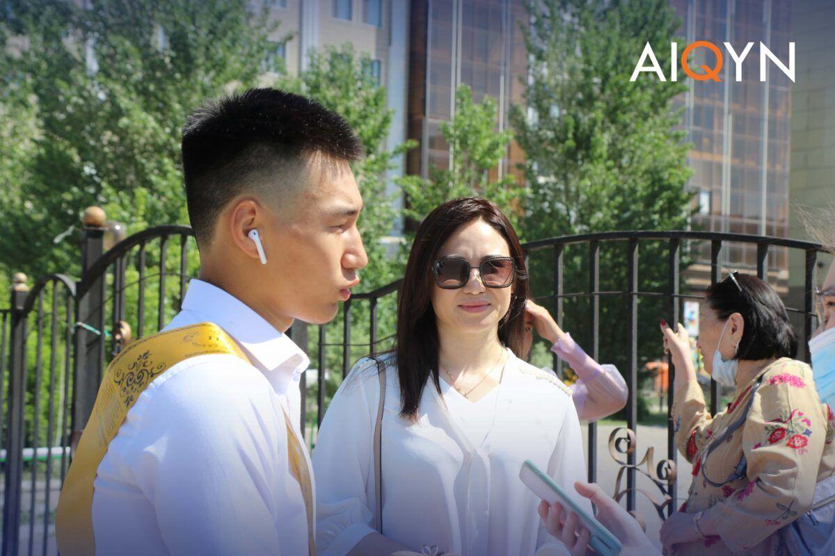 Астанада соңғы қоңырау қалай өтті? - Фоторепортаж 11