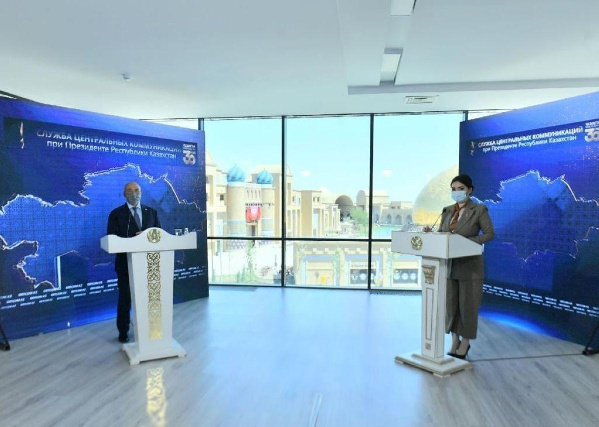 Түркістан облысы - жарлық