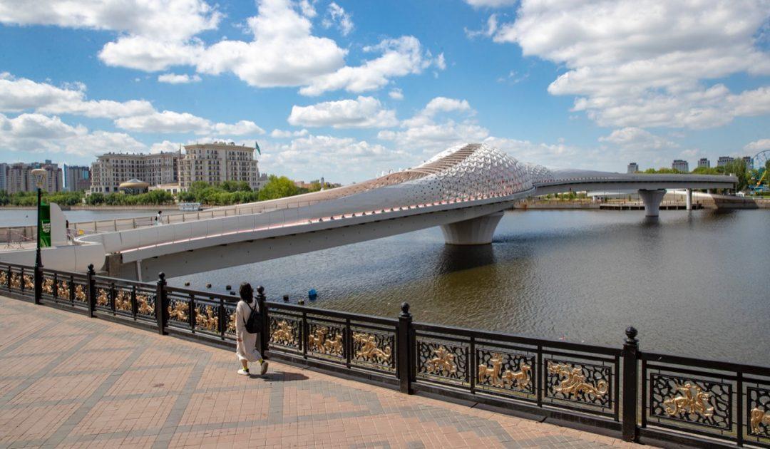 Астана, Нұр-Сұлтан, Есіл, қайық