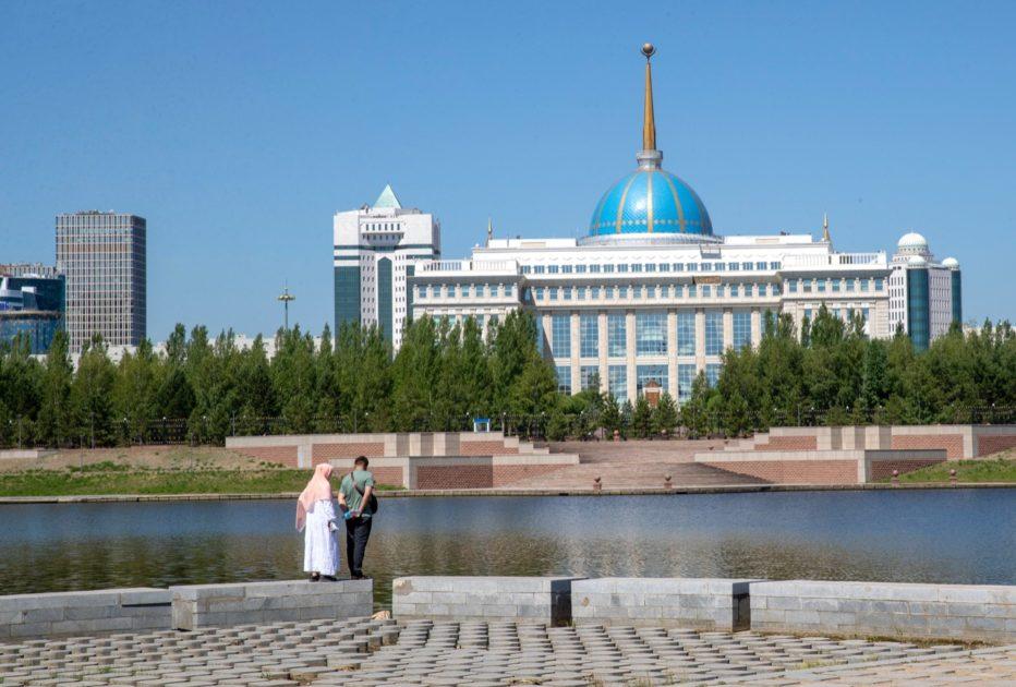 Ақорда, Астана, Нұр-Сұлтан, Есіл