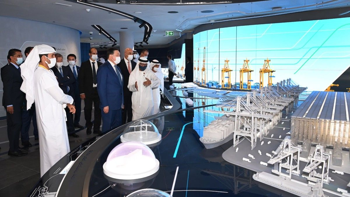 Экономиканы дамытуға бағытталған инвестиция көлемі артады – Үкімет басшысының БАӘ-ге сапары